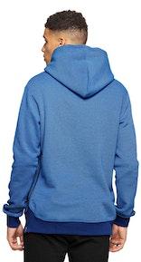 Onepiece Slow Hoodie Depth Blue Melange