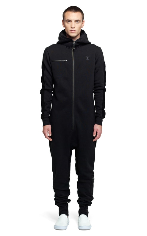 slow jumpsuit black onesie onepiece. Black Bedroom Furniture Sets. Home Design Ideas