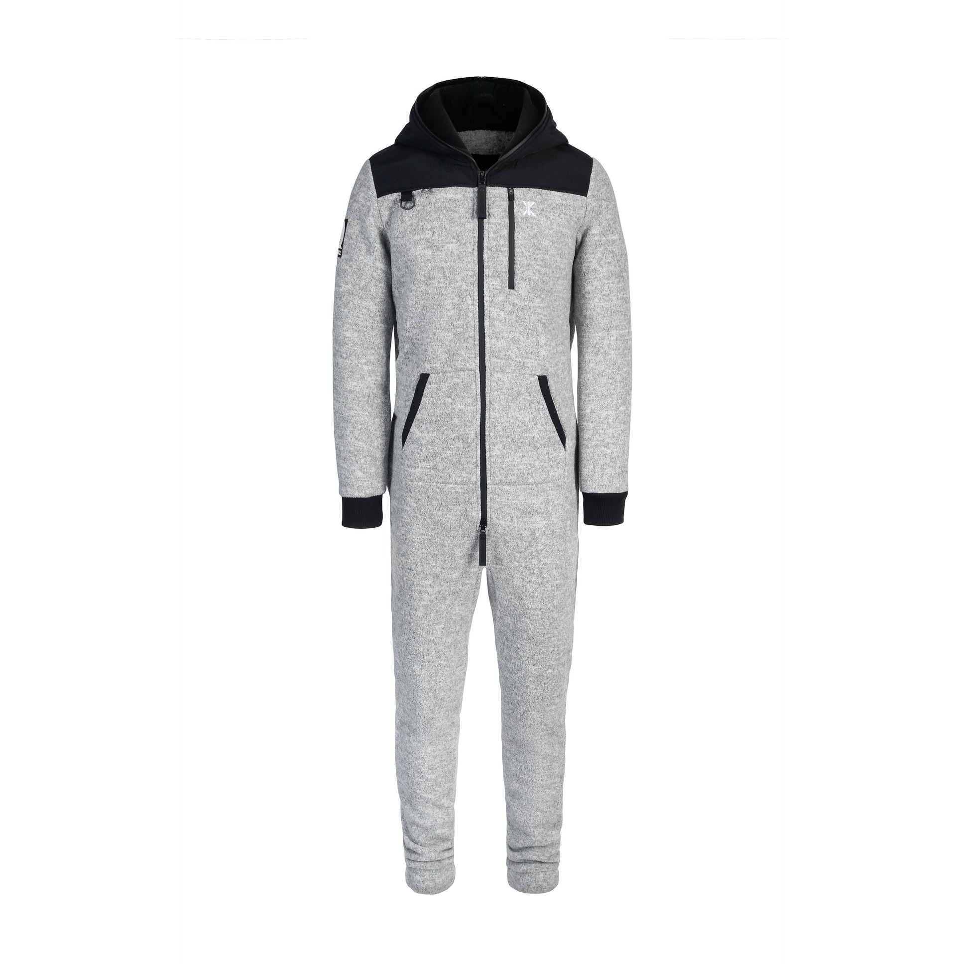 sofa explorer jumpsuit grey melange