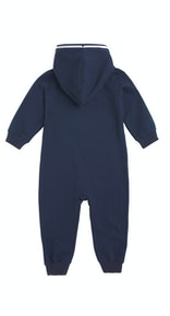 Onepiece Solid Baby Jumpsuit Midnight Blue