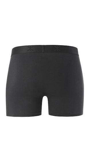 Onepiece Solid Boxer Black