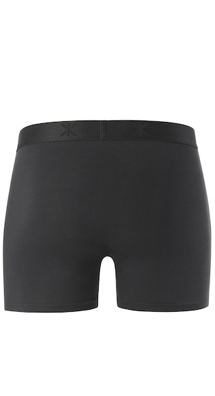 Onepiece Solid Boxer Black