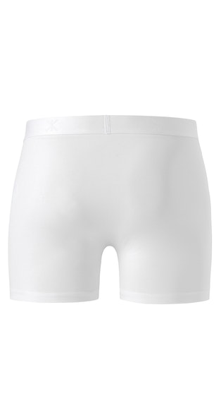 Onepiece Solid Boxer Bright White