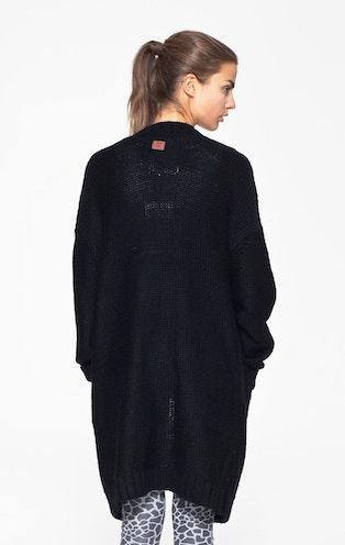 Onepiece Sophia Knitted Cardigan Black