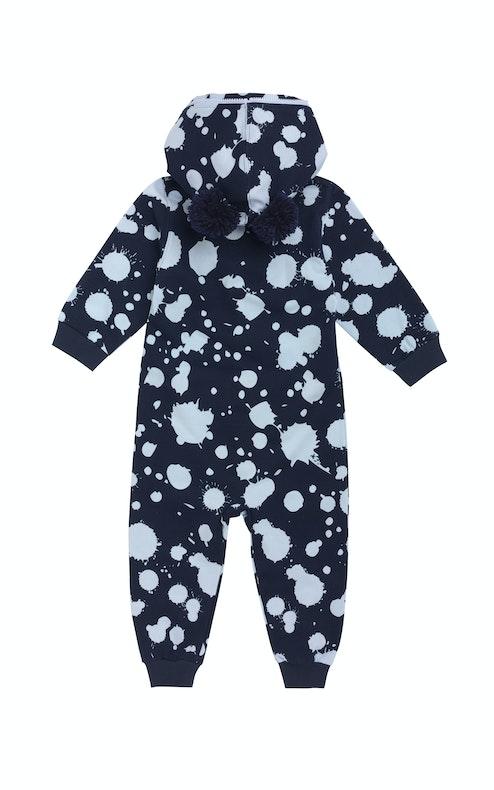 Onepiece Splosh Baby Jumpsuit Midnight Blue