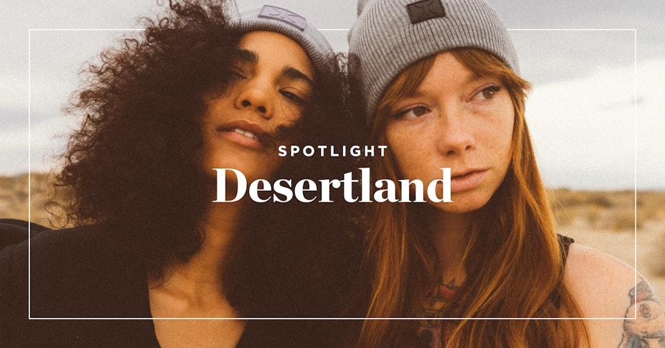 Spotlight: Desertland