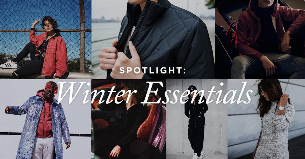 Onepiece Street Style Winter Essentials