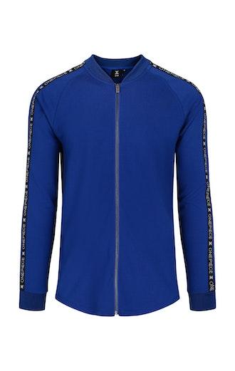 Onepiece Sprinter Cardigan Blau