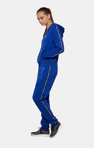 Onepiece Sprinter Jumpsuit Blue
