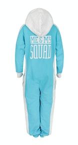 Onepiece Squad Kids Jumpsuit Azur