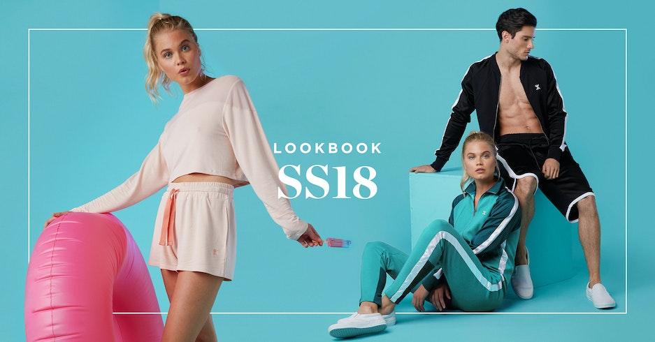 SS18 lookbook