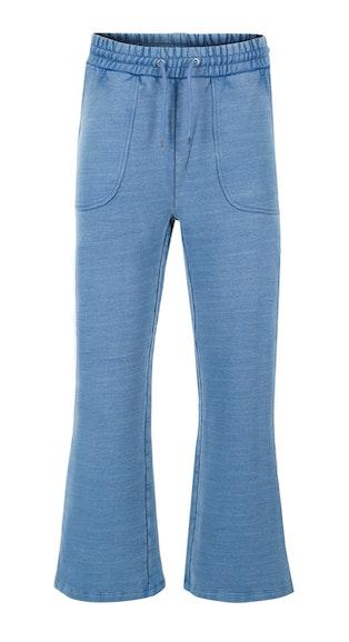 Onepiece Start Pant Vintage Blau Meliert