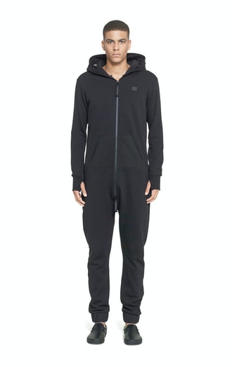 Onepiece Stealth Jumpsuit Black