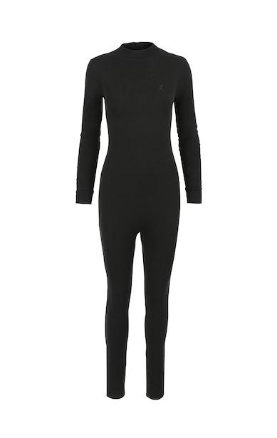 Onepiece Swift Jumpsuit Black