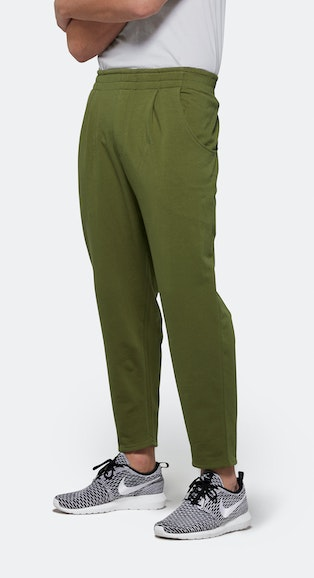 Onepiece Tag Pant GREEN