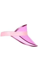 Onepiece Tan Visor Pink Pink