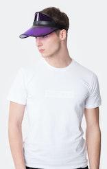 Onepiece Tan Visor Purple Purple lens / Black