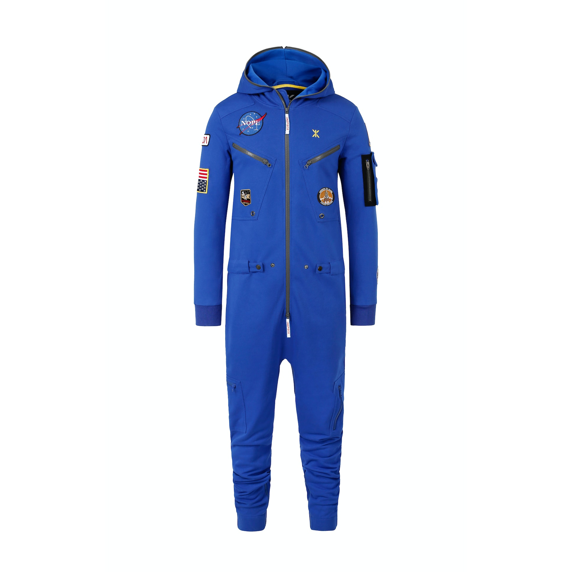 the astronot jumpsuit blue