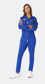 Onepiece The AstroNOT Jumpsuit Blue