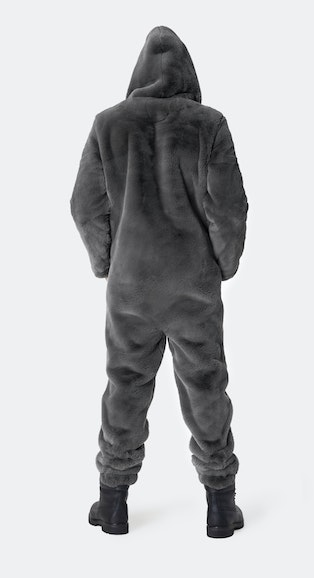 Onepiece The Boss Jumpsuit Dark Grey