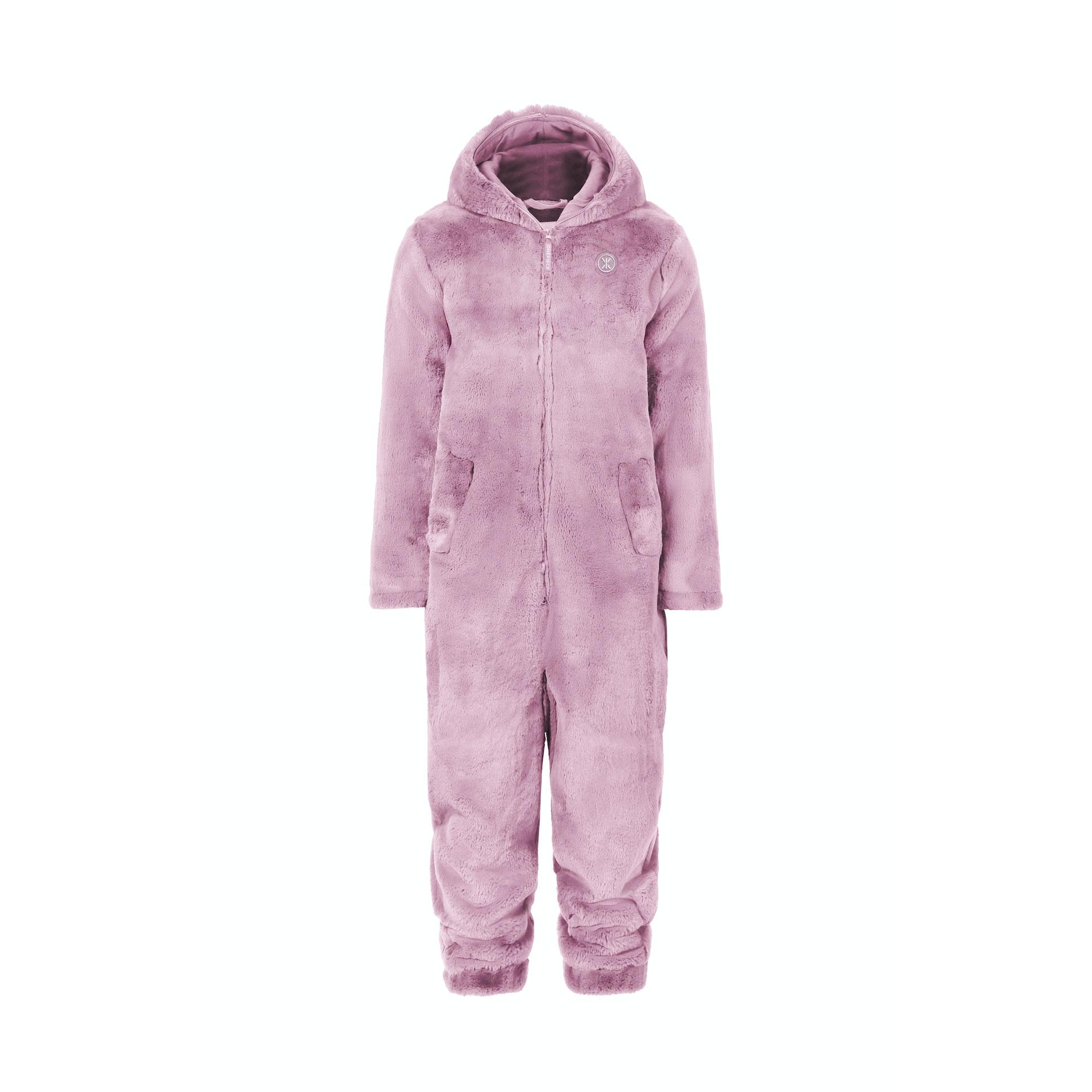 the boss jumpsuit vintage pink