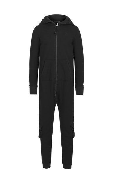 Onepiece The Inflatable Travel Jumpsuit Schwarz