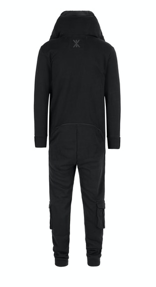 Onepiece The Inflatable Travel Jumpsuit Black