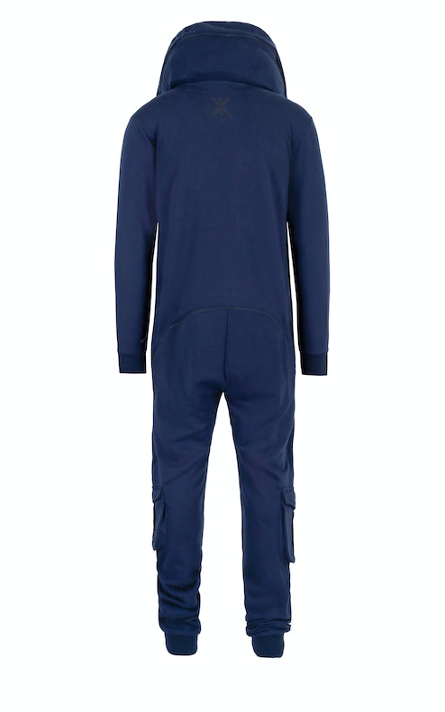Onepiece The Inflatable Travel Jumpsuit Midnight Blue