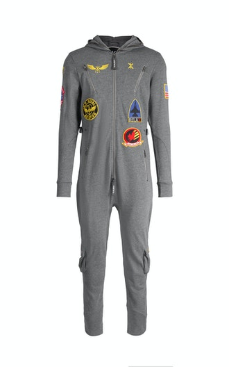 Onepiece The New Aviator Jumpsuit Gris Foncé Chiné