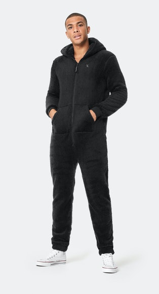 Onepiece The New Puppy jumpsuit Black