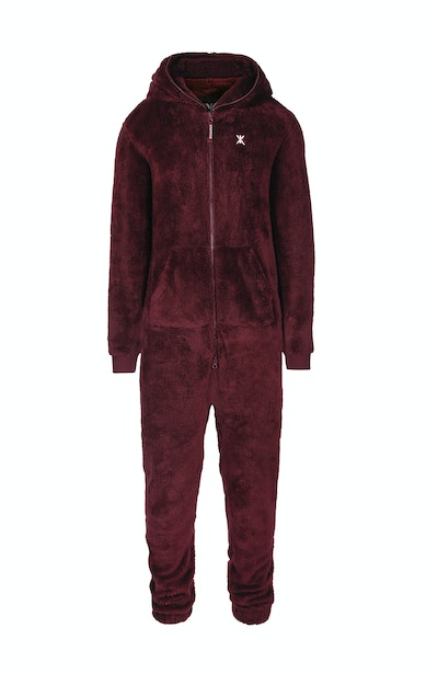 Onepiece The New Puppy jumpsuit Burgundy