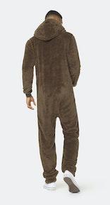 Onepiece The New Puppy jumpsuit Dark Brown