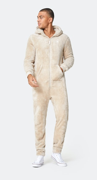 Onepiece The New Puppy jumpsuit Light Brown