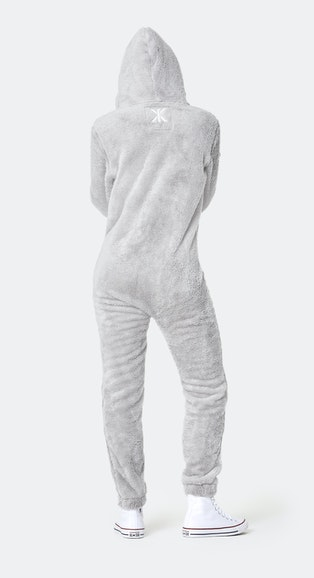 Onepiece The New Puppy jumpsuit Light Grey