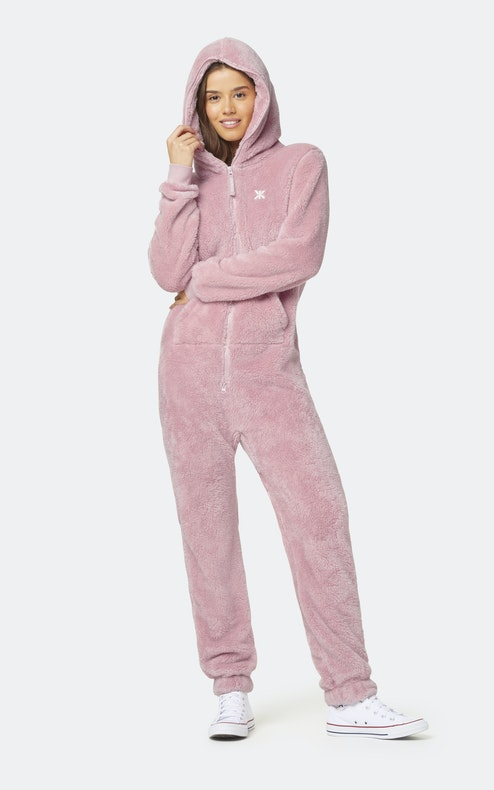 Onepiece The New Puppy jumpsuit Pink