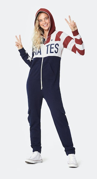 Onepiece The USA Jumpsuit Multi