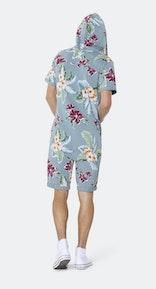 Onepiece The Vintage Waikiki Short Jumpsuit Blau