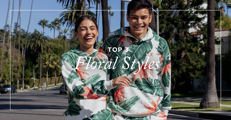 Top 3 Floral Styles for Spring | Onepiece
