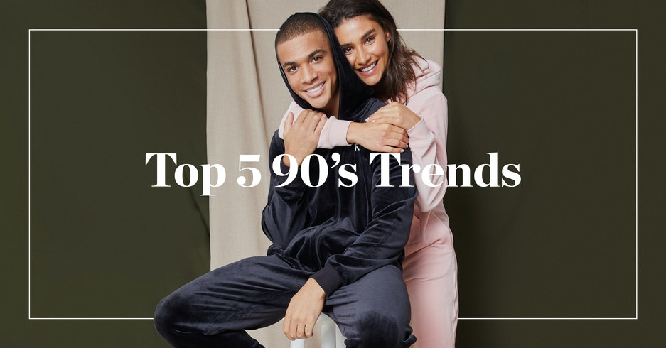 Top 5 '90s trends that are making a comeback | Onepiece