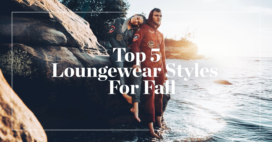 Top 5 Trending Loungewear Styles for Fall 2020 | Onepiece