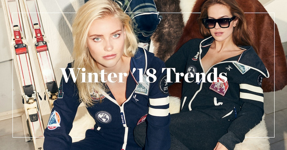 Top winter trends by the experts in comfort