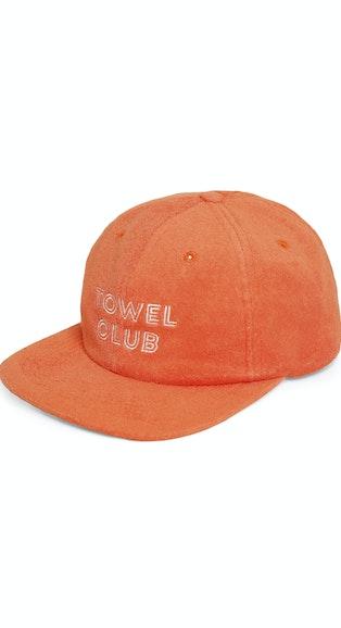 Onepiece Towel Club cap Coral