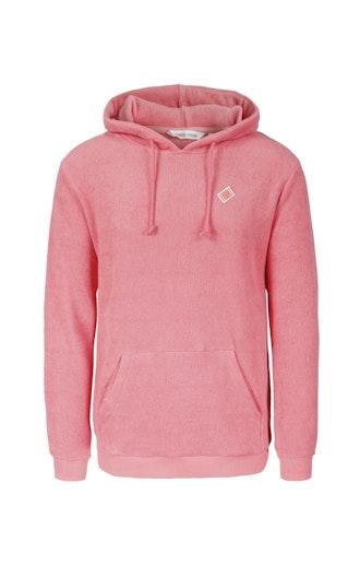 Onepiece Towel Club classic hoodie Coral