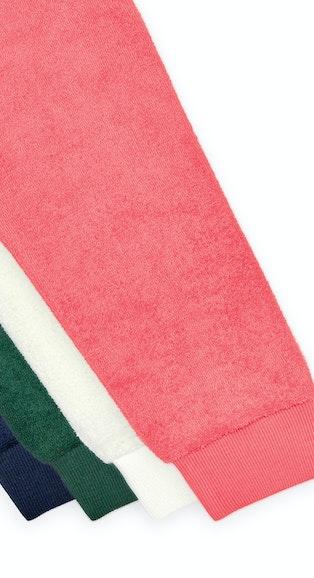 Onepiece Towel Club classic hoodie Navy