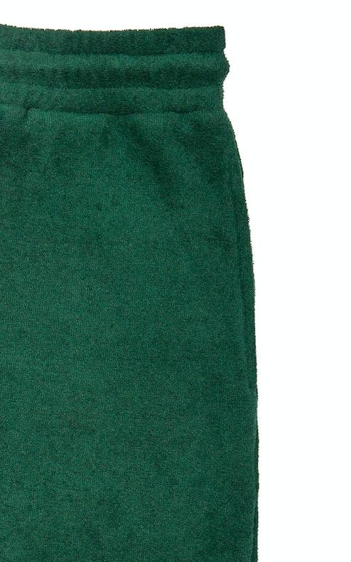 Onepiece Towel Club shorts Green