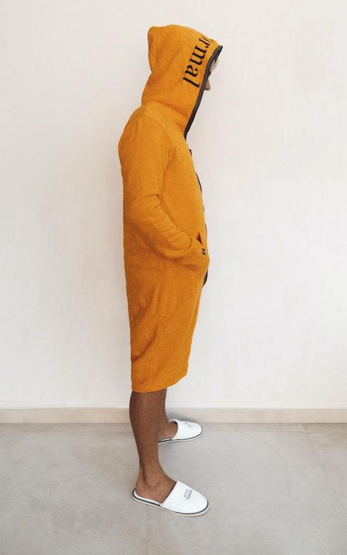 Onepiece Towel Club x C'est Normal Towel Suit Orange