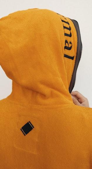 Onepiece Towel Club x C'est Normal Towel Suit Slim Orange