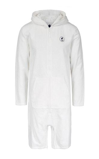 Onepiece Towel Club x Onepiece Towel Jumpsuit Weiß