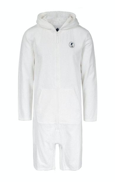 Onepiece Towel Club x Onepiece Towel Jumpsuit White