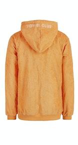 Onepiece Towel Hoodie Bleached Mango
